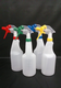 4 X 750ml Chemical Resistant Hand Held Trigger Bottles